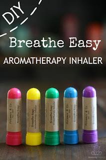 DIY Aromatherapy Inhaler