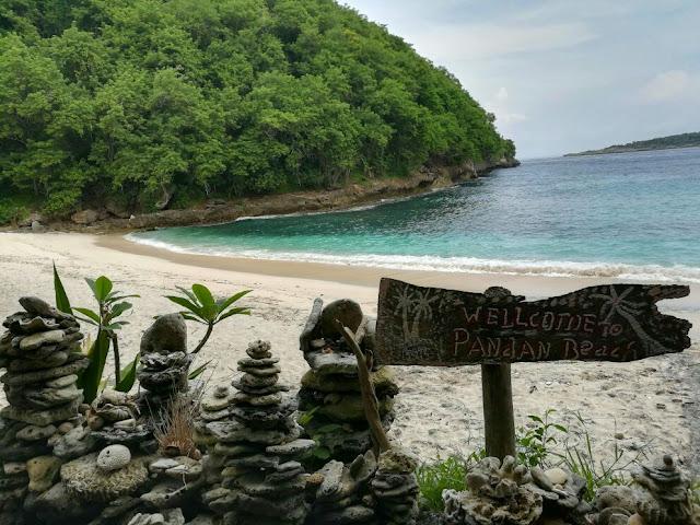 16 Pantai terbaik di Nusa Penida yang wajib Untuk Dikunjungi, pantai pandan