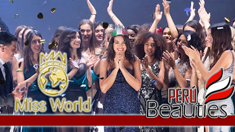 Adele Sammartino es Miss World Italy 2019