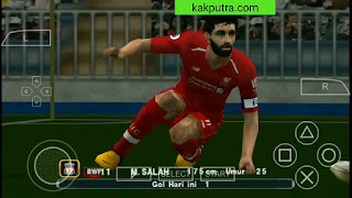 PES 2019 PPSSPP ISO Offline di Android || Best Graphics New Kits & Transfers Update
