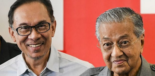 Menengok Pasang-Surut Hubungan Anwar Ibrahim Dan Mahathir Mohamad Di Panggung Politik Malaysia