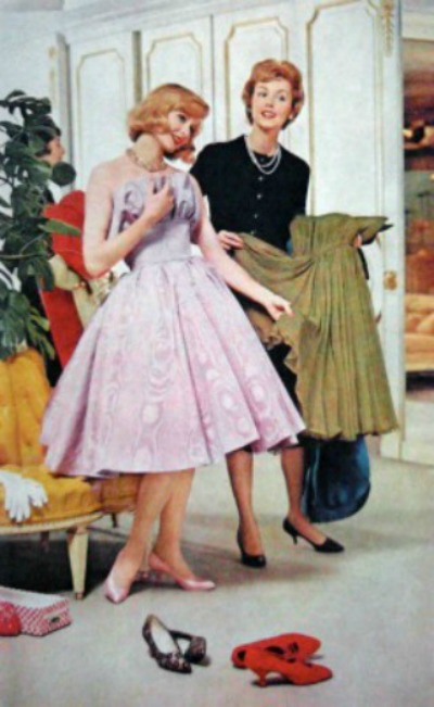 Fifties Fashion