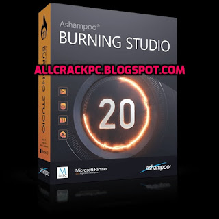 Ashampoo Burning Studio Free Download 2020