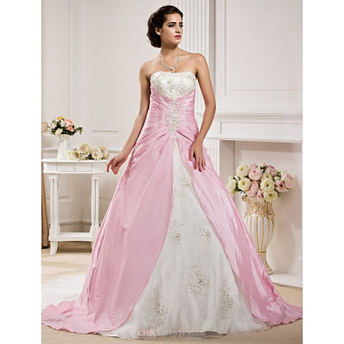 10 Best Ball Gown Wedding Dresses In UK