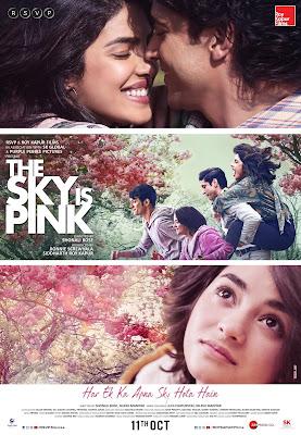 Xem Phim Màu Hồng Tình Yêu - The Sky Is Pink
