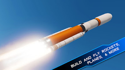 SimpleRockets 2 Mod Apk For Android X32 + X64