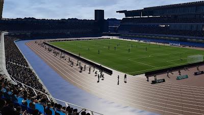 PES 2020 Todoroki Athletics Stadium