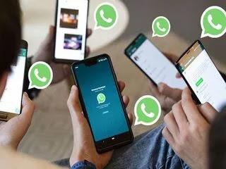 Kode QR Whatsapp