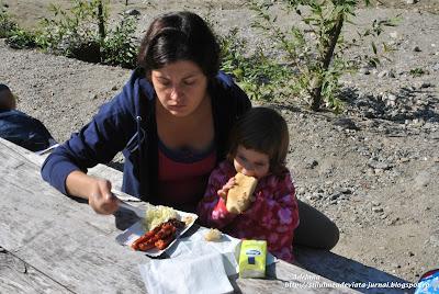 picnic pe Valea Vaserului