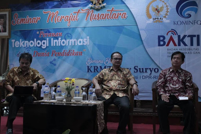 Respon Pelanggaran Privasi, Roy Suryo Dorong RUU Perlindungan Data Pribadi