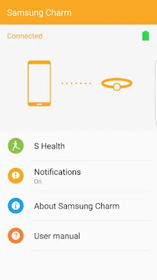 Charm by Samsung