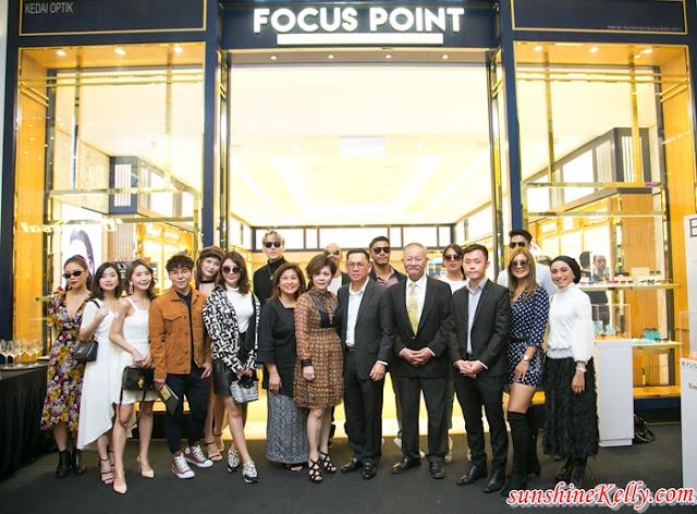 Focus Point Signature Store, Focus Point Malaysia, Focus Point Eyewear, Bvlgari Trunk Show,  Pavilion Kuala Lumpur, Eyewear, Fashion,