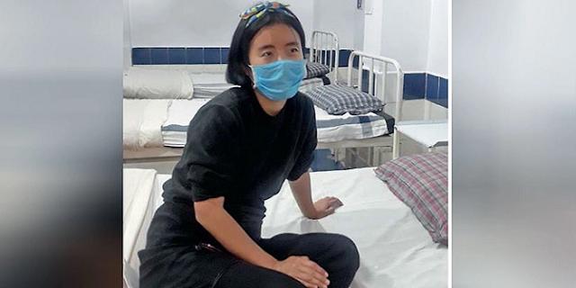 भोपाल में कोरोना संदिग्ध लड़की जेपी हॉस्पिटल से गायब, चीन से आयी थी युवती | BHOPAL NEWS