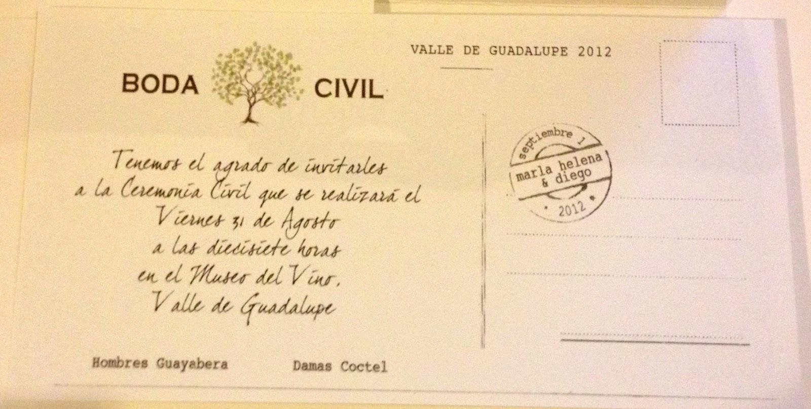 civil wedding invitation card Wedding Awesome