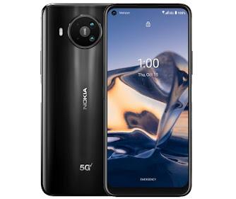 مواصفات و سعر موبايل نوكيا Nokia 8 V 5G UW - هاتف/جوال/تليفون نوكيا Nokia 8 V 5G UW - البطاريه/ الامكانيات و الشاشه و الكاميرات هاتف نوكيا Nokia 8 V 5G UW