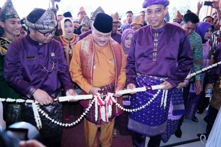 HUT Kabupaten Mura, Gubernur Sumsel Berikan Semangat, Motivasi Untuk Kemajuan Daerah