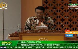 Serikat Buruh Dunia Surati Jokowi, Minta Omnibus Law Cipta Kerja Dicabut