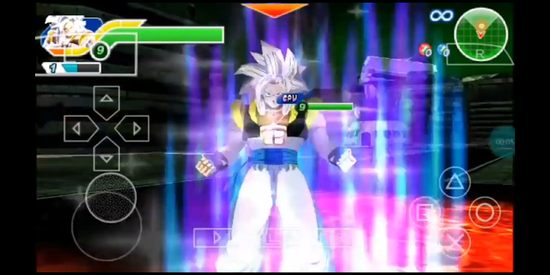 DBZ TTT MODS 2019 with Gogeta Mastered UI & More characters Download