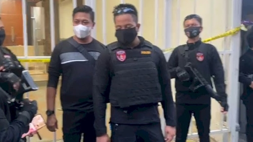 Munarman Ditangkap Densus 88, Eks Kantor DPP FPI Digeledah