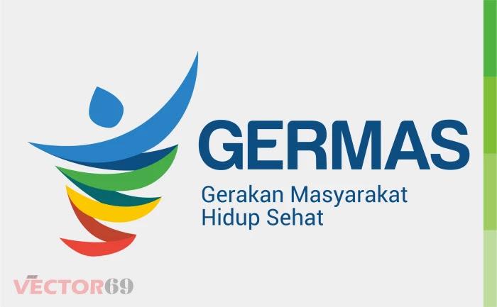 Logo GERMAS (Gerakan Masyarakat Hidup Sehat) - Download Vector File CDR (CorelDraw)