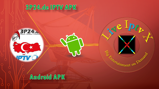 3P24.de IPTV APK