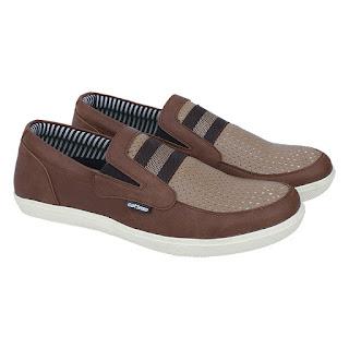 Sepatu Casual Slip On Pria Catenzo NT 042