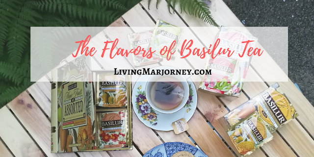 Tea-Time at home with Basilur Tea