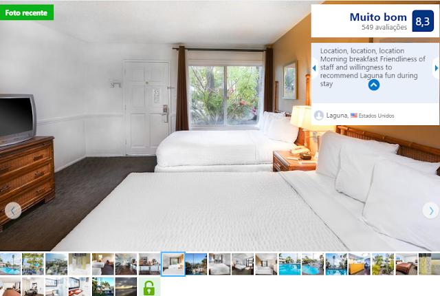 Hotel Laguna Beach Lodge para ficar em Laguna Beach