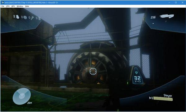 العب ألعاب Xbox 360 على محاكي