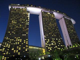 Marina Bay Sands - Singapore Malaysia Tour - Salika Travel