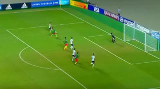 كأس العالم تحت 17:الأرجنتين تفوز على الكاميرون 3-1