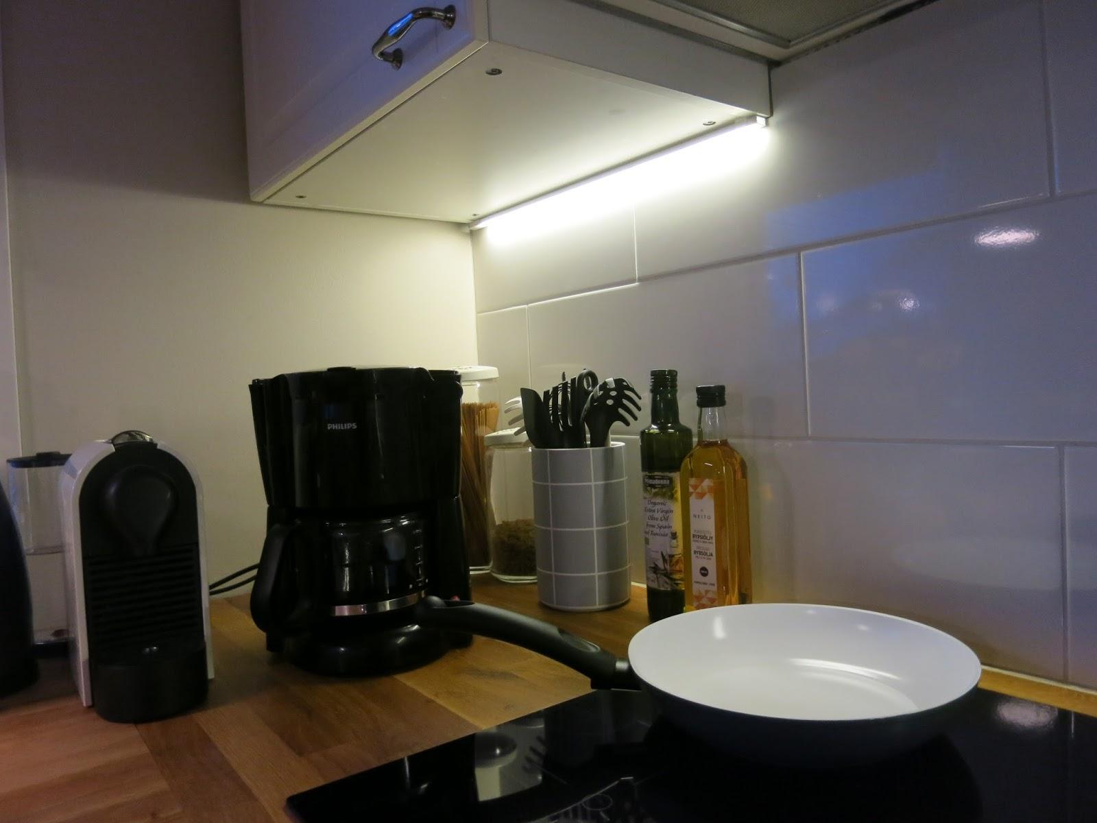 Söta drömmar: Nya lampor till köket