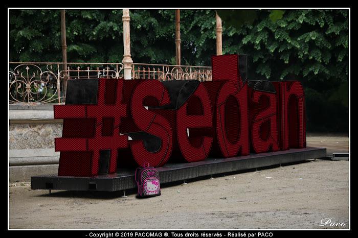 #sedan #villedesedan #placedarmessedan #eglisesaintcharlessedan #ilovesedan #tourismesedan #sedanardennes #sedanmaville