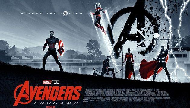 Avengers Endgame, marvel
