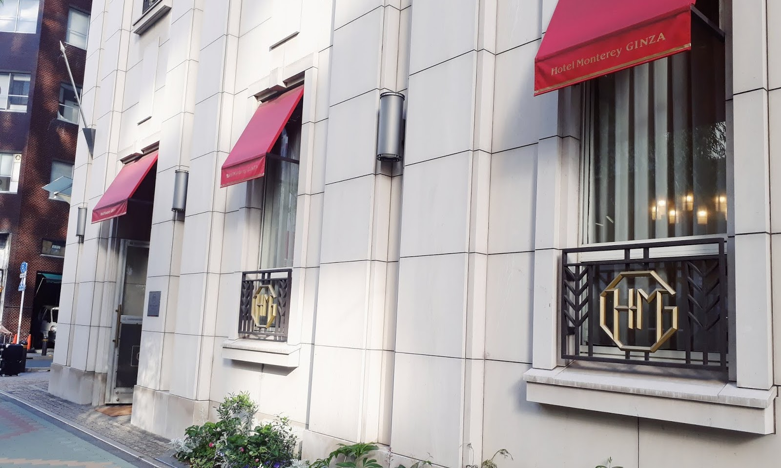 monterey hotel ginza review