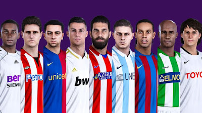 PES 2020 PS4 Classic Option File La Liga '2000 by VintagePES