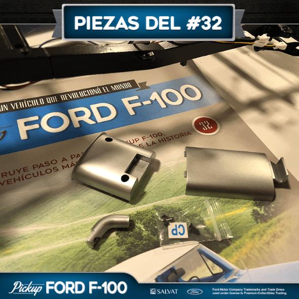 Entrega 32 Ford F-100