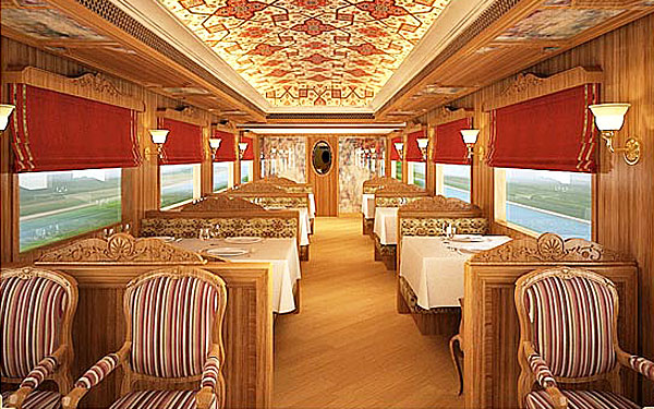 Haveli - The Dining Car