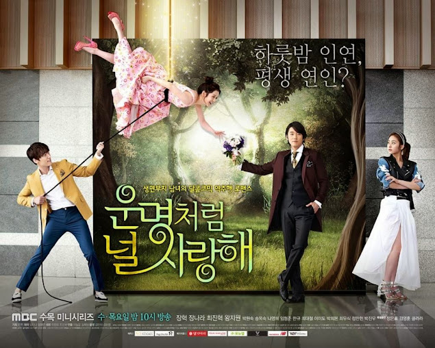 Sinopsis Fated to Love You Korean Drama