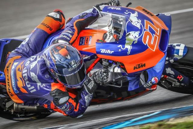 Pembalap KTM Iker Lecuona Harus Absen Di GP Valencia 2020 Karena Kasus Covid