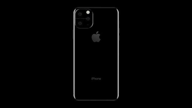 Tampilan Belakang iPhone 11