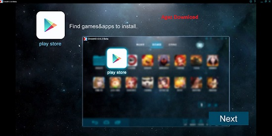 Droid4x Download
