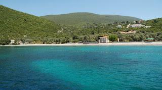 Montenegro coast - Zanjice beach