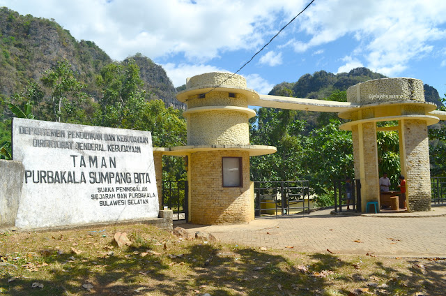 Gerbang Sumpangbita Prehistoric Park || JelajahSuwanto