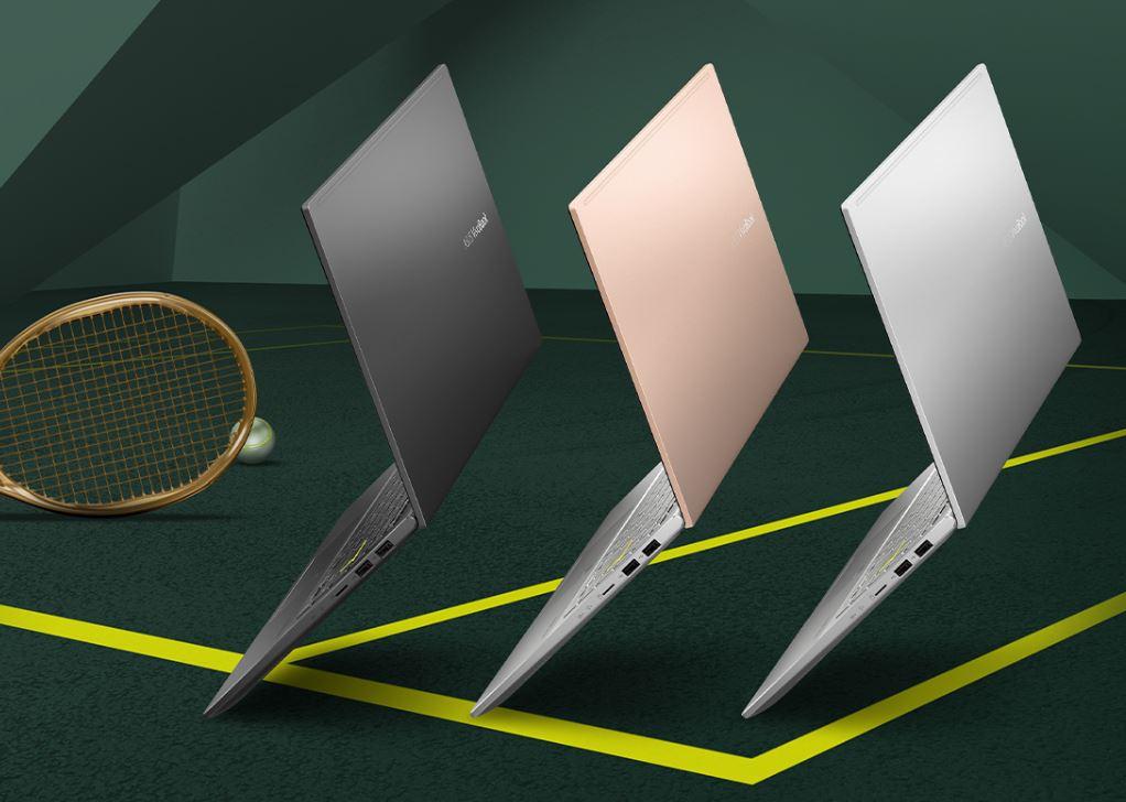 Asus Vivobook Ultra K413FQ EK701T, Laptop Tipis dan Ringan Berkinerja Tinggi