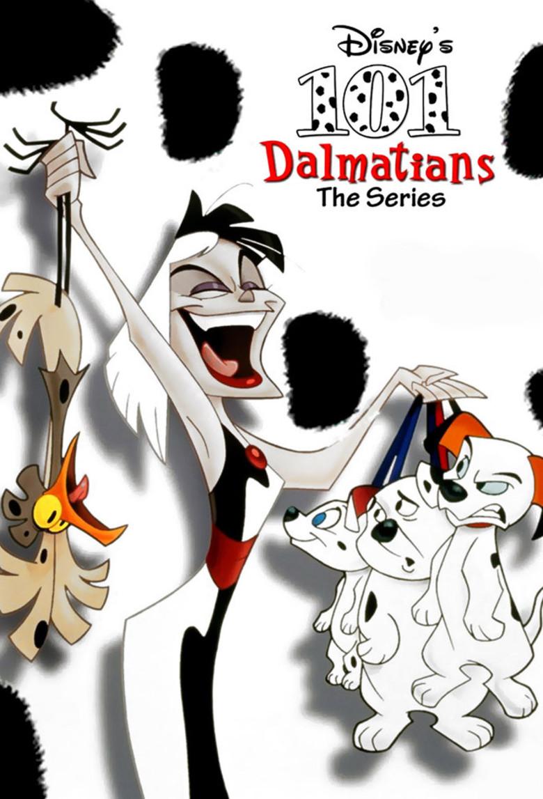 101 Dalmatas: La Serie |65/65| |Audio Latino| |Mega|