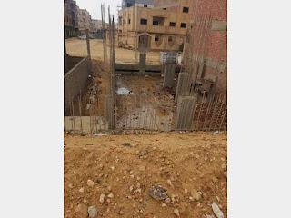 ارض هيكل للبيع فى ابو الهول التجمع القاهرة الجديدة جردنيا هايتس 260 متر