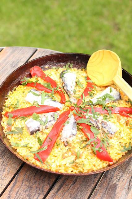 paella conserves