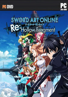 Free Download Sword Art Online RE Hollow Fragment Repack - www.redd-soft.com