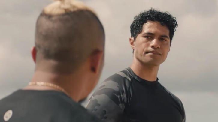 NCIS: Hawaii - Episode 1.03 - Recruiter - Press Release